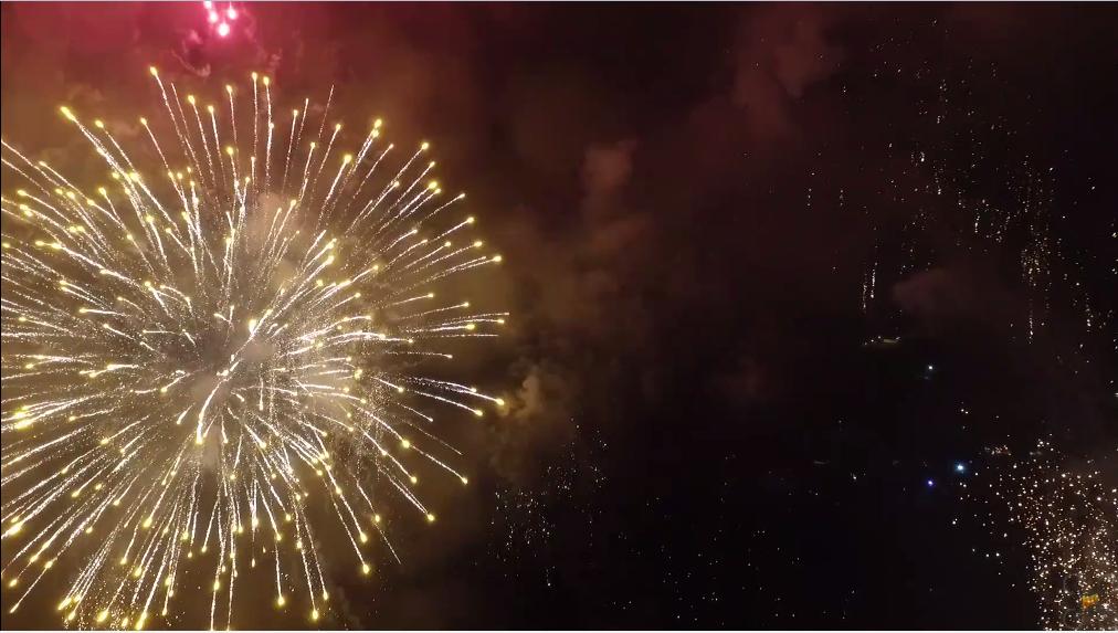 Canada 150 Fireworks