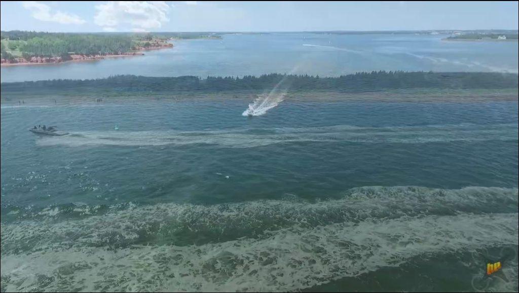Boating PEI